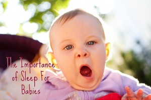 sleep for babies
